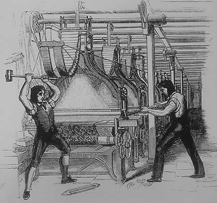 Robert Skidelsky revisits the Luddites' claim that automation depresses real wages. - Project Syndicate
