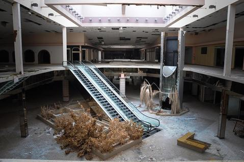 Eerie Photos Of Abandoned Shopping Malls Show The Changing Face Of Suburbia | Co.Exist | ideas + impact