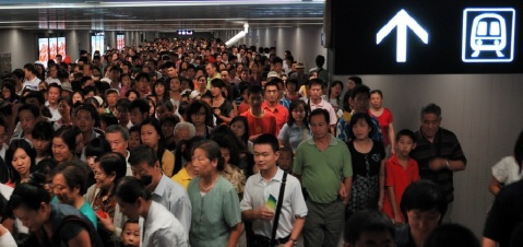 Beijing subway swipe data betrays social class - tech - 20 February 2015 - New Scientist